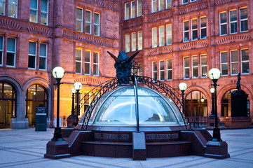 Waterhouse Square, Prudential Assurance building, High Holborn, London, UK