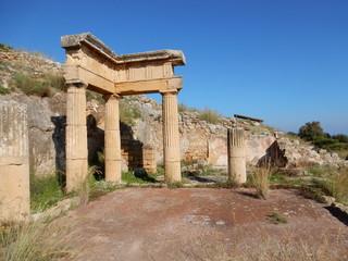 ソルント考古学公園 シチリア