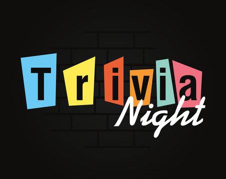 trivia night design