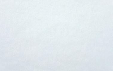 white snow texture top view