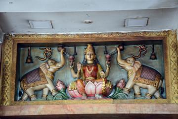 Kortumalai Sri GanesharTemple, Kuala Lumpur, Malaysia