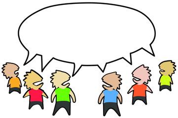 Conversation Public