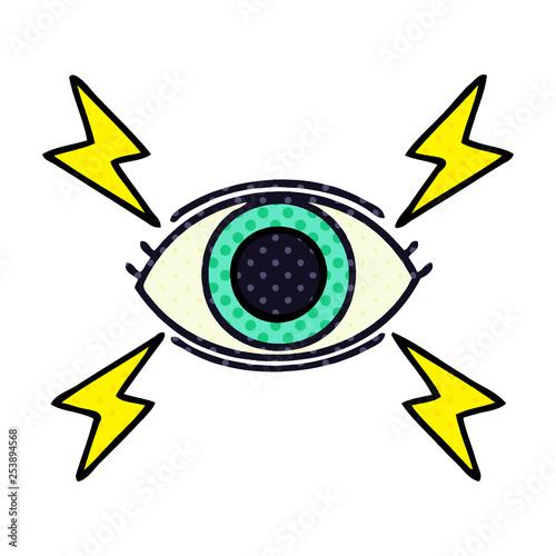 The Mystic Eye Book