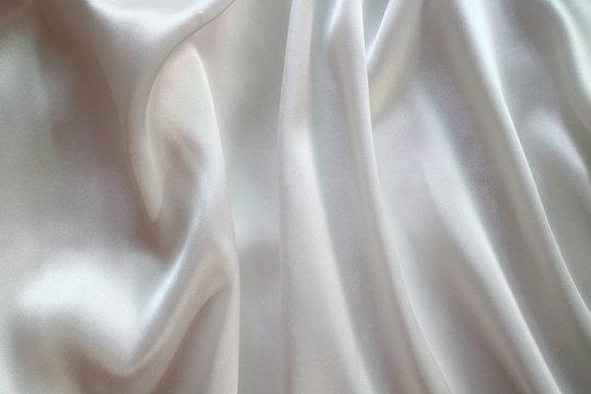 부드러운 소재의 천 백그라운드, 옷감 재질,비단 재질 및 패턴