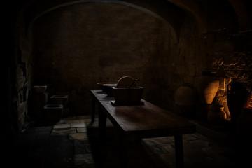 A 16th Century Kitchen