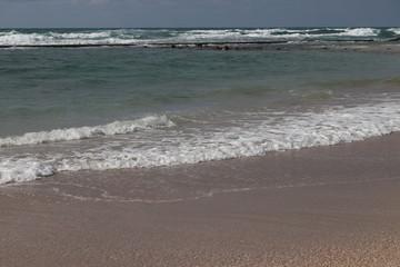 Morze Śródziemne Cezarea Nadmorska