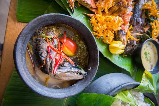Sinigang na isda, Fish Tamarind