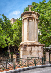 Choragic Monument of Lysicrates, Athens, Greece