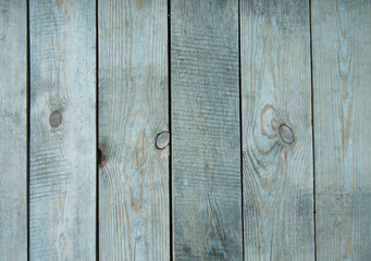Wooden fence on all background