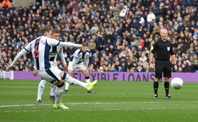 Championship - West Bromwich Albion v Ipswich Town