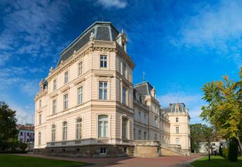 Potocki Palace, Lviv Ukraine