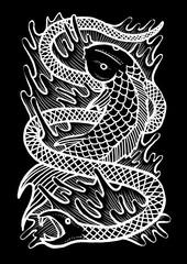 Fish Snake