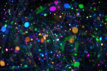 LICHT TECHNOLOGIE RGB Wall mural