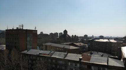 Church in  YErevan, Armenia