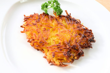 Rösti Kartoffelrösti