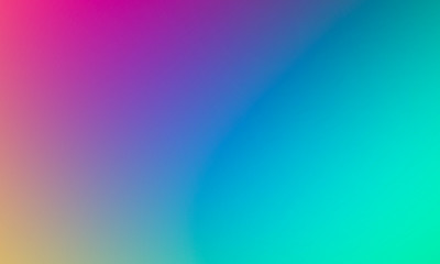 abstract colorful gradient background