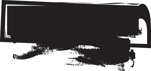Papier Peint - Abstract Symbol Illustration