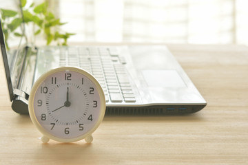 Clock and Computer