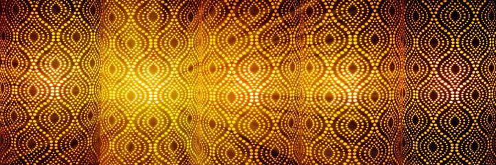orientalische lampen festlicher hintergrund Wall mural