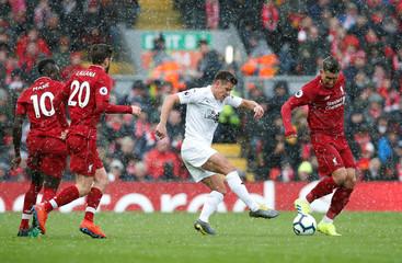 Premier League - Liverpool v Burnley