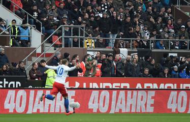 2. Bundesliga - St Pauli v Hamburger SV