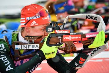 IBU World Biathlon Championships - Women's 10km Pursuit