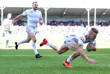Premiership - Harlequins v Gloucester Rugby