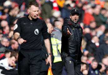 Premier League - Liverpool v Burnley