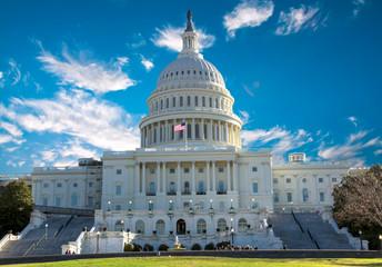 Capitol Building, Washington DC Fototapete