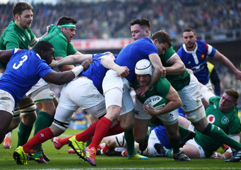 Six Nations Championship - Ireland v France