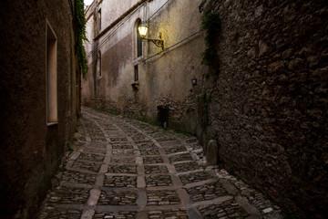 Erice (Trapani, Sicilia)