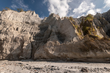Lahar Sediments at Mount Pinatubo