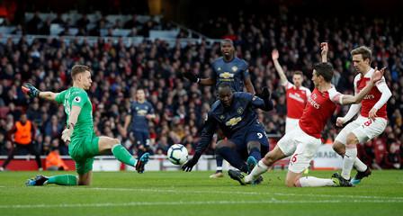 Premier League - Arsenal v Manchester United