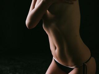 woman body skin