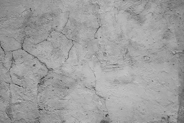 Ruined wall background texture