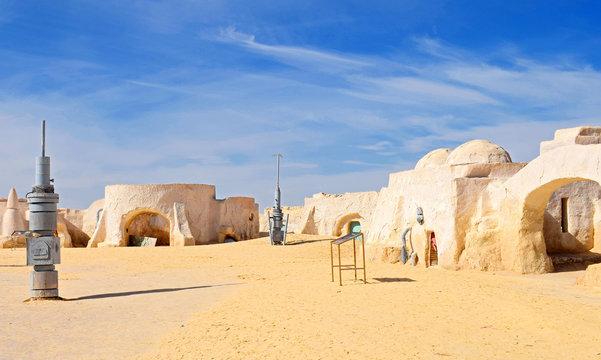 Tatooine, Mos Espa
