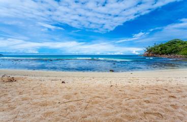 Plage de Barbarons, Mahé, Seychelles