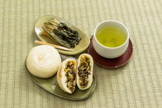 緑茶 Japanese green tea set