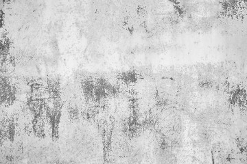 Old Distressed grey Copper Rusty Background with Rough Texture Multicolored Inclusions. Stained Gradient Coarse Grainy Surface. Wallpaper