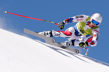 FIS Alpine Skiing World Cup Finals - Men's Downhill training