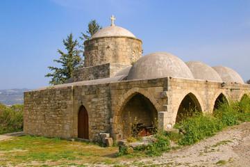 The Church of Agia Ekaterini, in Kritou Terra, (Paphos District) Cyprus