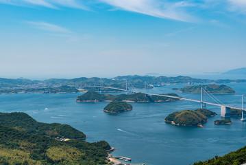 Bridge in the Seto Inland Sea