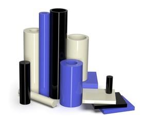 Cast nylon samples