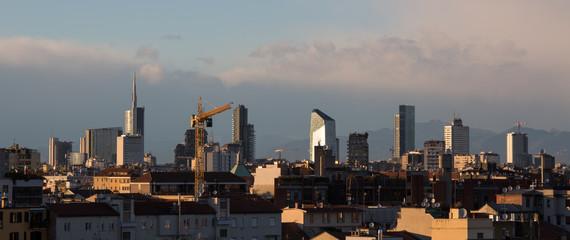 Skyline Milano
