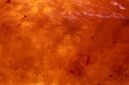 Lava incandescent texture