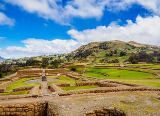 Ingapirca Ruins, Ingapirca, Canar Province, Ecuador
