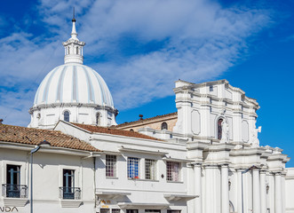 Cathedral Basilica of Our Lady of the Assumption, Popayan, Cauca Department, Colombia