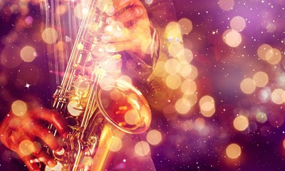 Jazz. Fotomurales