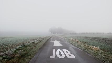 Schild 402 - Job