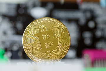 Bitcoin Digital Currency Cryptoinvestment Trade